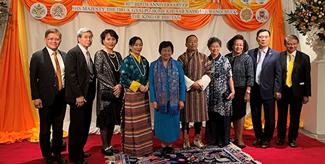 The 40th Birthday Anniversary of the King of Bhutan