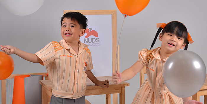 More Than A Uniform : ชุดนักเรียนต้นแบบ