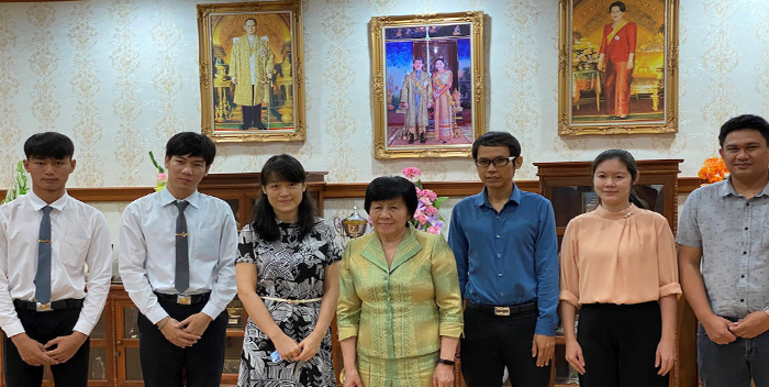 Visit of Representative from Taipei Economic and Cultural Office in Thailand